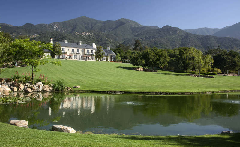 Grand Estate in Montecito