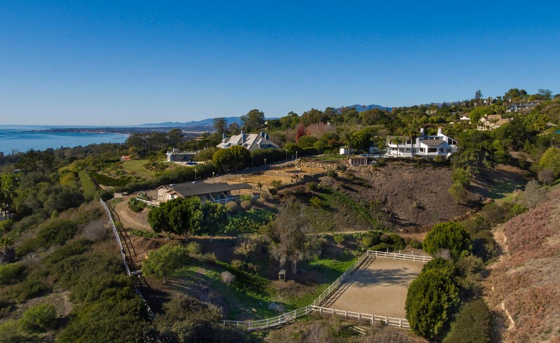Ocean View Horse Property