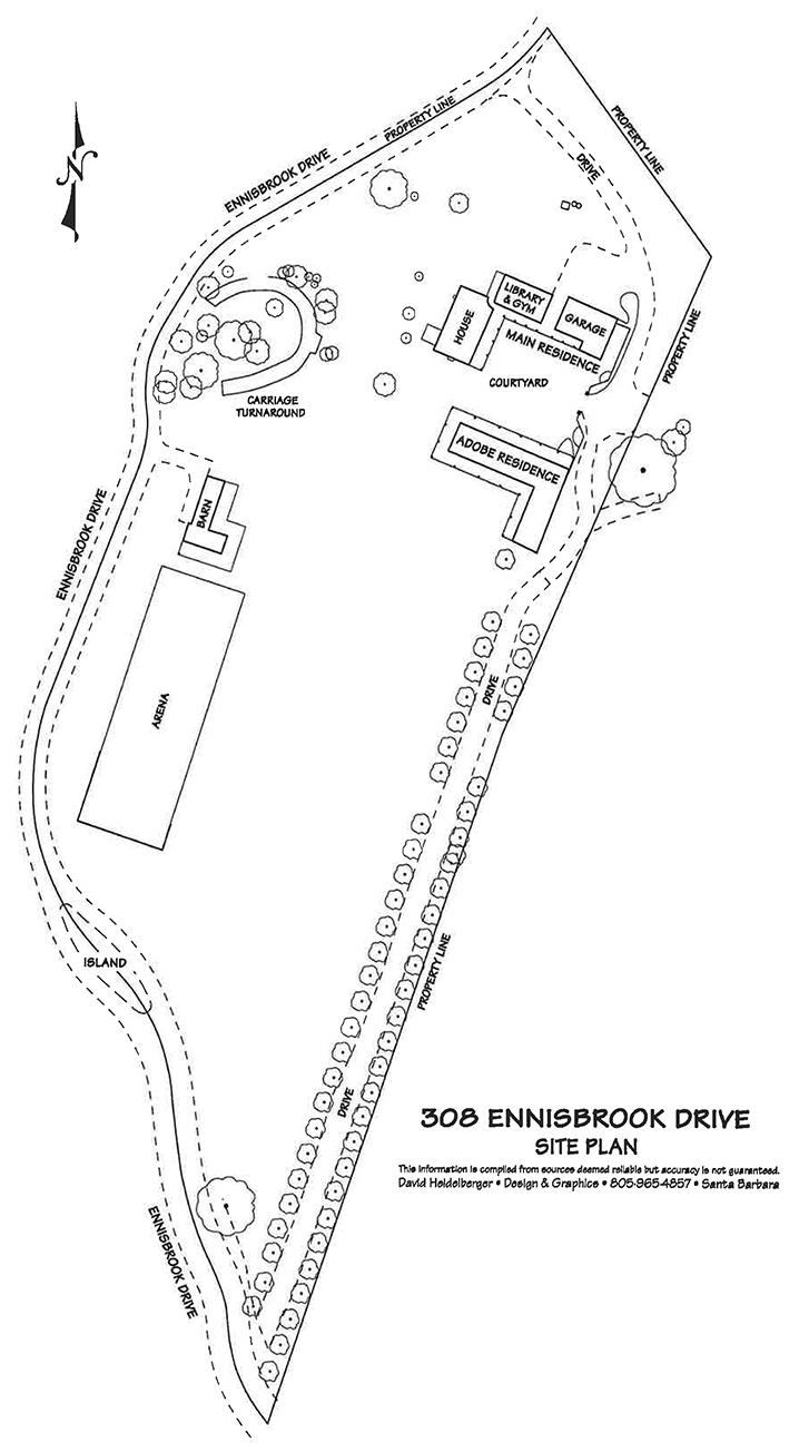 Rancho San Leandro Site Plans