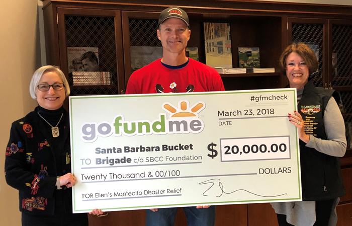 Santa Barbara Bucket Brigade c/o SBCC Foundation www.santabarbarabucketbrigade.org
