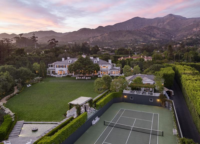 Oakview Estate Montecito