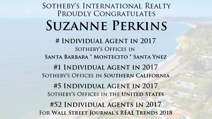 2017 Accolades from Sotheby's International Realty