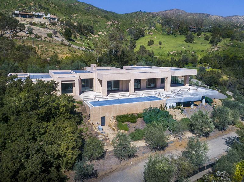 990 Mariposa Lane Montecito Sold $12.1 million